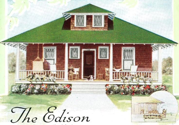 The Edison Aladdin Kit Home Little House On The