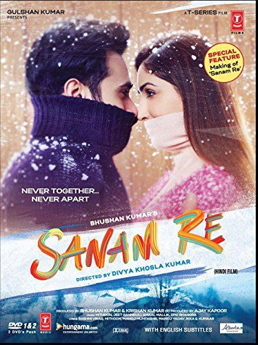 Sanam Re DVD VCD Hindi Movie buy online, Hindi Movie Sanam Re DVD buy online, buy Hindi Movie Sanam Re VCD, Latest Hindi Movie DVD VCD buy online