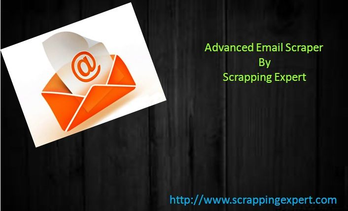 E-mail scraper tool can be utilized for the immediate advantage of your company. Using advanced email scraper helps you to find your target client database very fast and easy fashion and works like a website crawler conducts relevant e-mail searches. #advanced #email #scraper http://www.articlesbase.com/software-articles/effective-data-collection-with-web-data-scrapping-linkedin-extractor-e-mail-extractor-7005975.html