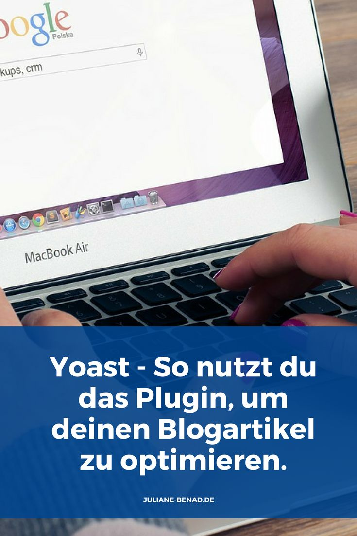 SEO-Optimierung: Wie du Yoast für deine Blogartikel nutzen ...