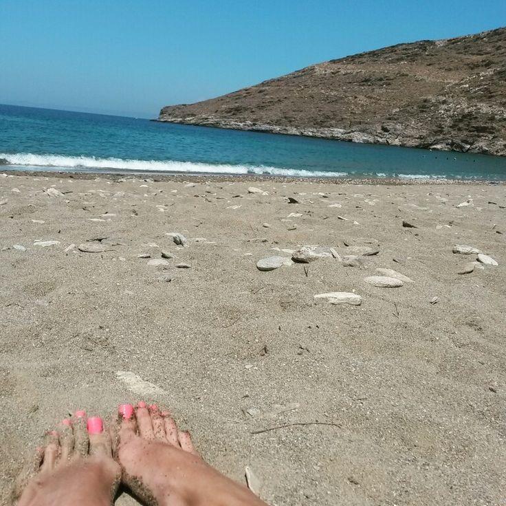 Poisses beach-Kea/Tzia, Cyclades