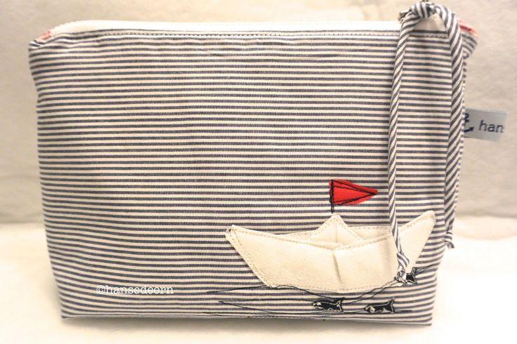 hansedeern: ahoi papierschiffchen