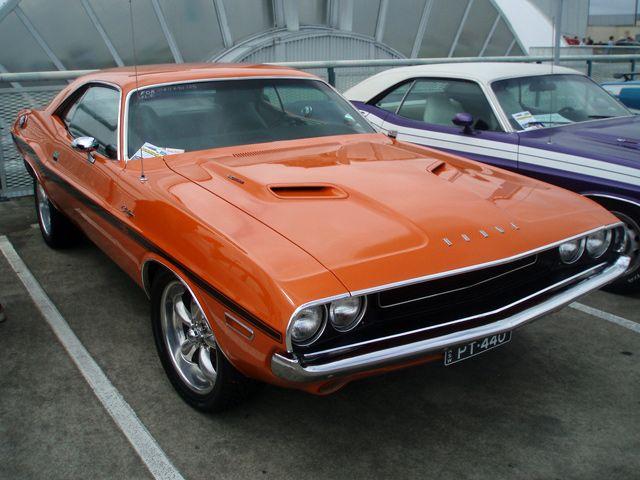 Pony Car Icons, Part 7: Dodge Challenger