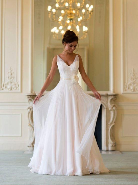 Image Result For Athletic Build Wedding Dress