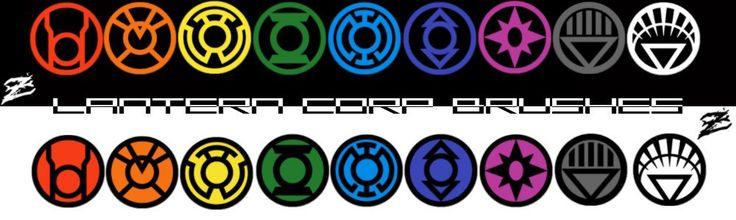 10 Sets of Free DC Comics Superhero Brushes