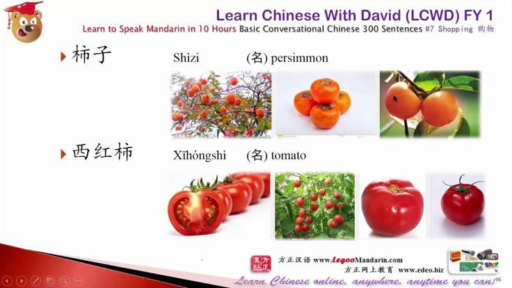 Learn How to Speak Mandarin Chinese in 10 Hours P 07 Shopping V2016 P1 https://youtu.be/mzTL7OMpS6U via @YouTube