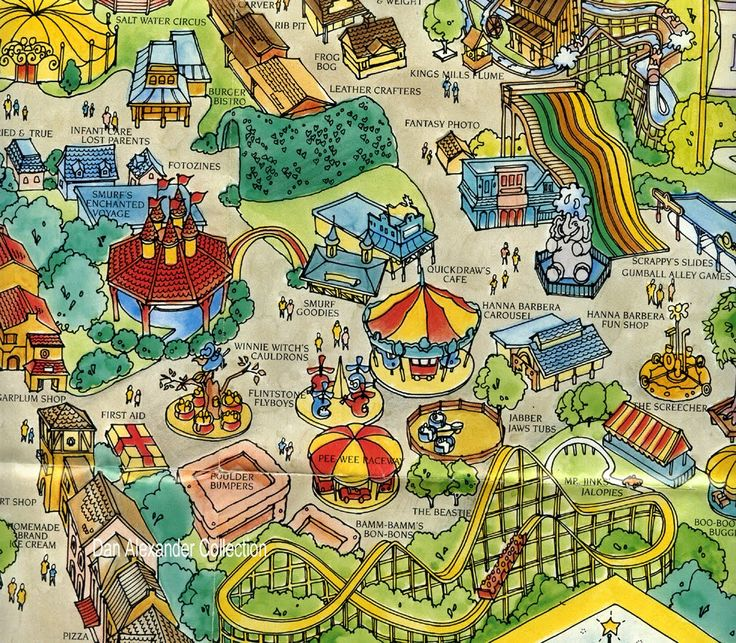 Wish Kings Island still had these childhood memories...