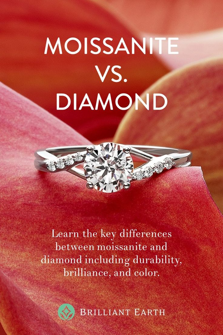 Natural moissanite is incredibly rare, so moissanite available today is laboratory-created. After many years of trial and error, moissanite particles were successfully synthesized to produce what is now one of the world's most scintillating gemstones.