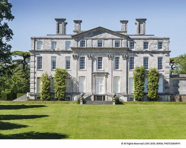 Kingston Maurward House by LLAP Dorset