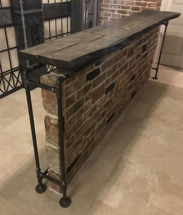 барная стойка лофт из массива Reference в 2019 г лофт