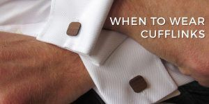 Women love jewelry, but what about men? In general, a man's jewelry is a wedding ring, perhaps a few pair of cufflinks. http://myforex.biz/when-to-wear-cufflinks/