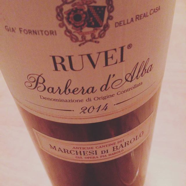 RUVEI 2014 #barberadalba #vino #italie #piemonte #degustation #delicious