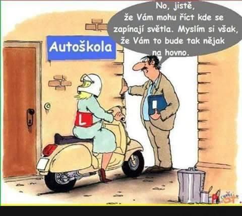 Autoskola... | torpeda.cz - vtipné obrázky, vtipy a videa