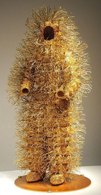 Artist Nick Cave : Wearable Art