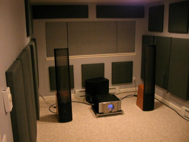 live room acoustic treatment 76 best the of a home listening room images 14728