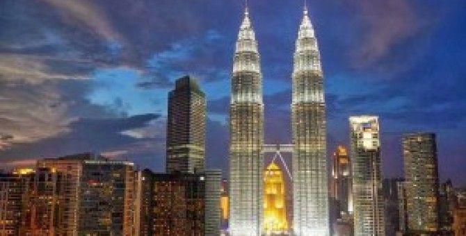 Petronas Twin Towers (Petronas Twin Towers) of malaysia