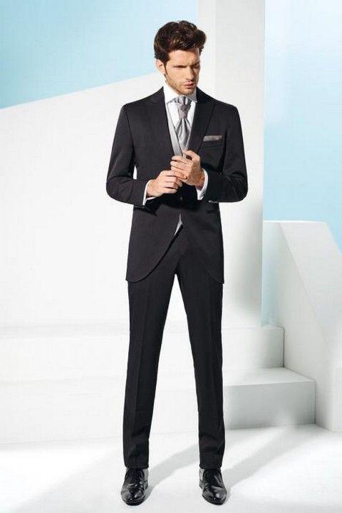 luxusný pánsky oblek svadobny salon Valery PO82