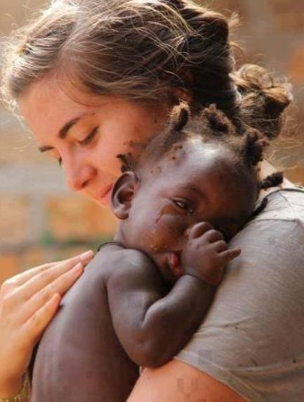 """God is Love. Love is color-blind. Truth has no agenda. """"Help whenever possible. It is always possible."""" -Mother Theresa"""