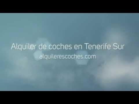 Alquiler De Coches En Tenerife Sur | Alquileres Coches