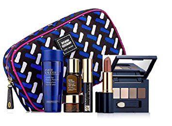 Estee Lauder Skincare and Makeup 7pc Gift Set Subtle Shades Review