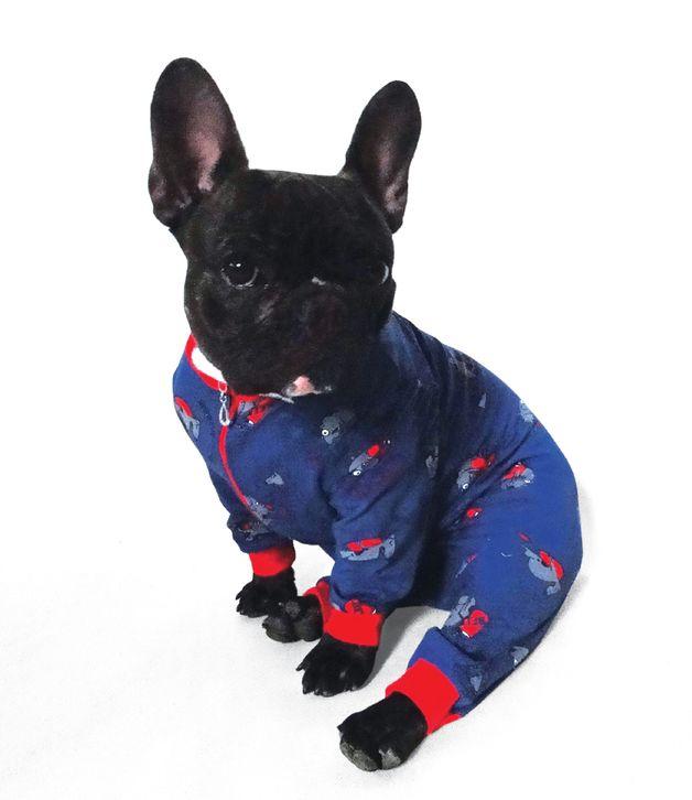 Śpiochy, piżamka dla psa - Komoona - Ubranka dla psów