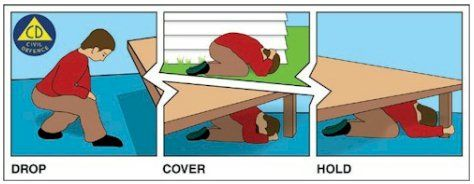 To be earthquake prepared, people should read these measures again and again. They can save your life. These preparedness measures also apply for the entire world. There is no difference in between an earthquake in New Zealand,  Japan, Chile, Spain, Serbia or Russia.