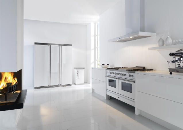 Droom Design: Witte keuken? Of een gekleurde keuken?