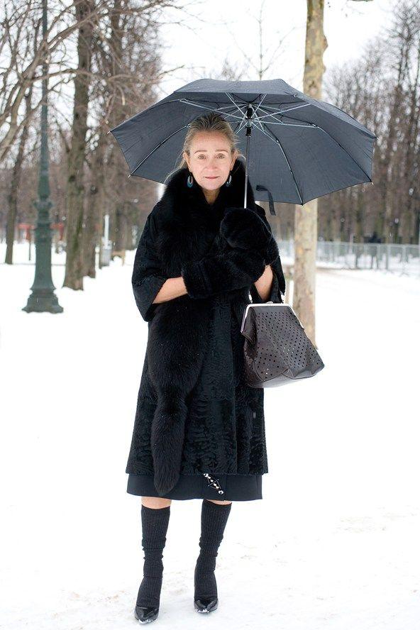 Vogue's Lucinda Chambers