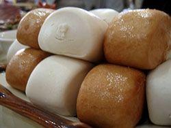 Pan Chino Frito y al Vapor Receta