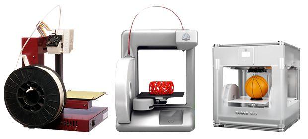 3D Printers 2013 | Best 3D Printer | Compare Home 3D Printers - TopTenREVIEWS