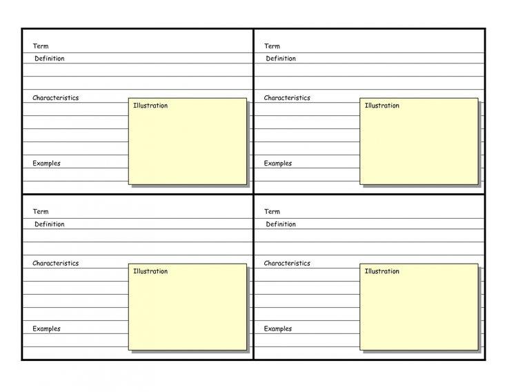 The Astonishing 006 Microsoft Word Flashcard Template Elegant Blank Flash For Flashcard Template Wor Flash Card Template Printable Flash Cards Vocabulary Cards