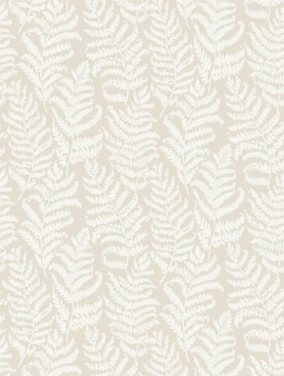 Clarke and Clarke's Wild Fern  is taken from the Wild Garden wallpaper collection.