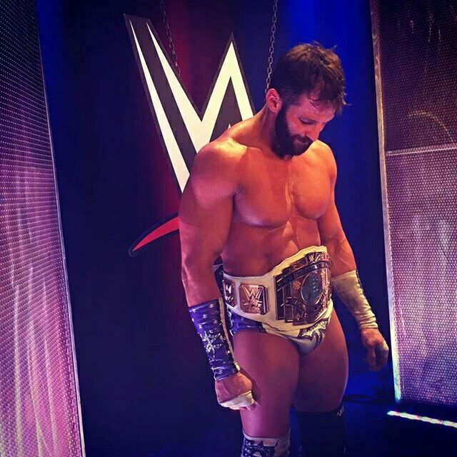 Zack Ryder is New Intercontinental Champion