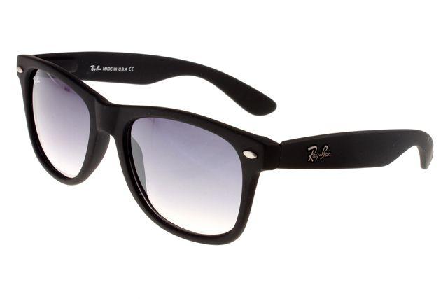 RayBan sunglasses outlet. Ray Ban Wayfarer Rare Prints RBZX300 Purple Black Sunglasses BFX