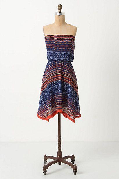 Urcos Handkerchief Dress