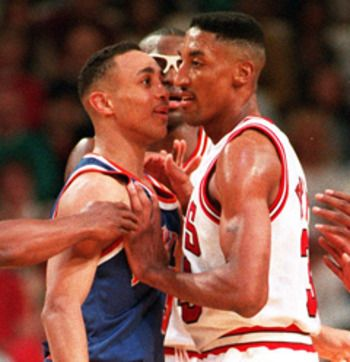 Back in the day when knicks clawed their way thru games to win!