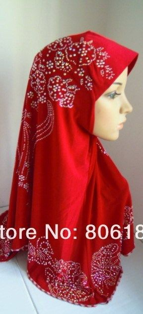 hot drill fashion islamic hijab