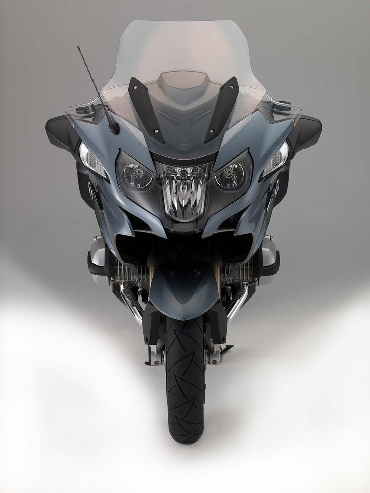2014 BMW R1200RT -- Cooler Heads Prevail
