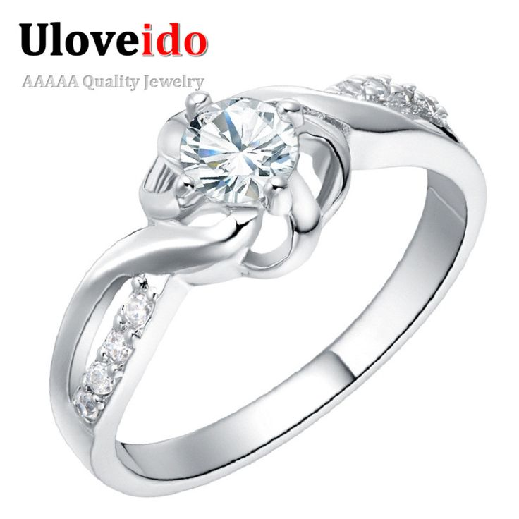 Find More Rings Information about Exaggerated Wedding Ring Vintage Jewelry for Women Simulated Diamond Accessories New 2016 Ulove Mom's Gift J249,High Quality ring vintage,China wedding rings Suppliers, Cheap ring jewelry from Ulovestore Jewelry on Aliexpress.com