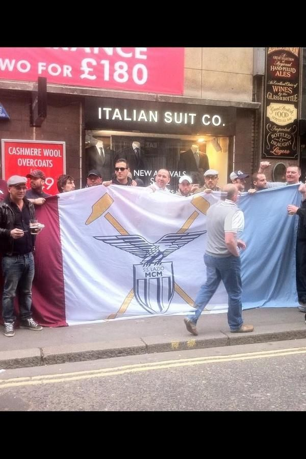 West Ham Lazio connection