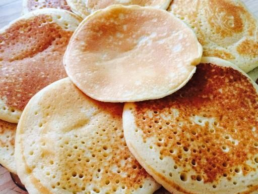 Pancakes : la vraie recette : Recette de Pancakes : la vraie recette - Marmiton