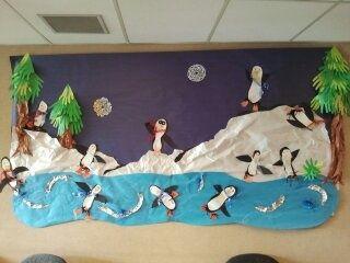 zoo bulletin board | If I Ran The Zoo Door Decoration Idea » Ice Cream Cone Math ...