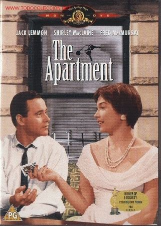 The Apartment · 1960 · by Billy Wilder
