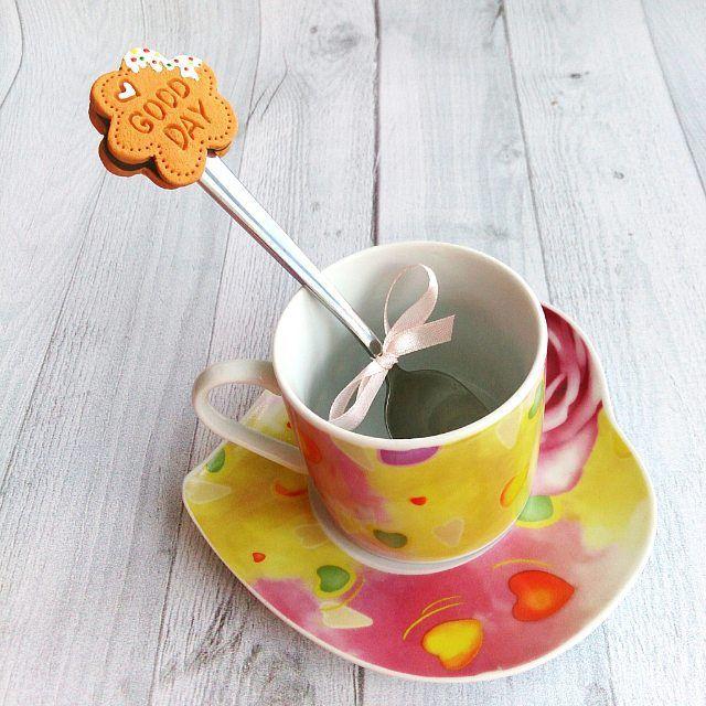 Good day! ❤ See you on #openspacemarket     ________________________ Все ложечки здесь ➡ #lerasandrovna_crafts #spoon #kitchen #cucina #kitchenwear #handmade #polymerclay #worldbestideas #icecream #cake #cupcakes #вкусныеложечки #ложечки #праздник #дети #торт #подарки #свадьба #идеи #мороженое #ручнаяработа #Казань #рукоделие #творчество #полимернаяглина #фигурки #лепнина