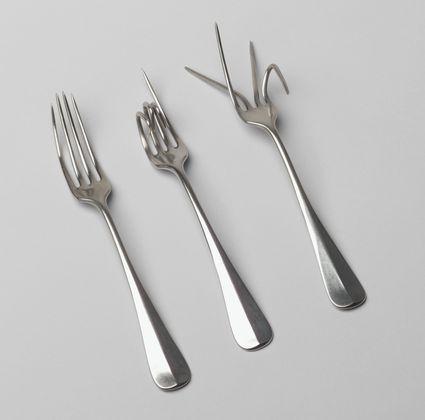 Fork / MOMA / Bruno Munari (1907-1998)