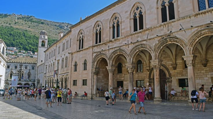 Dubrovnik - Old Town (Costa Mediterranea Excursion)