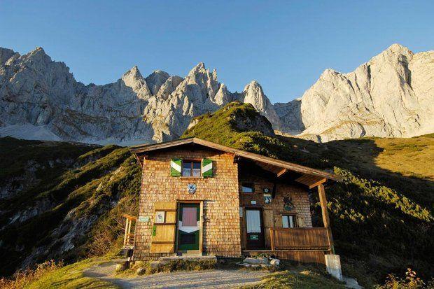 Die 7 schönsten Selbstversorgerhütten
