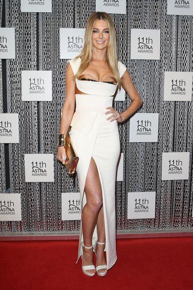 Jennifer Hawkins Evening Dress - Jennifer Hawkins Looks - StyleBistro