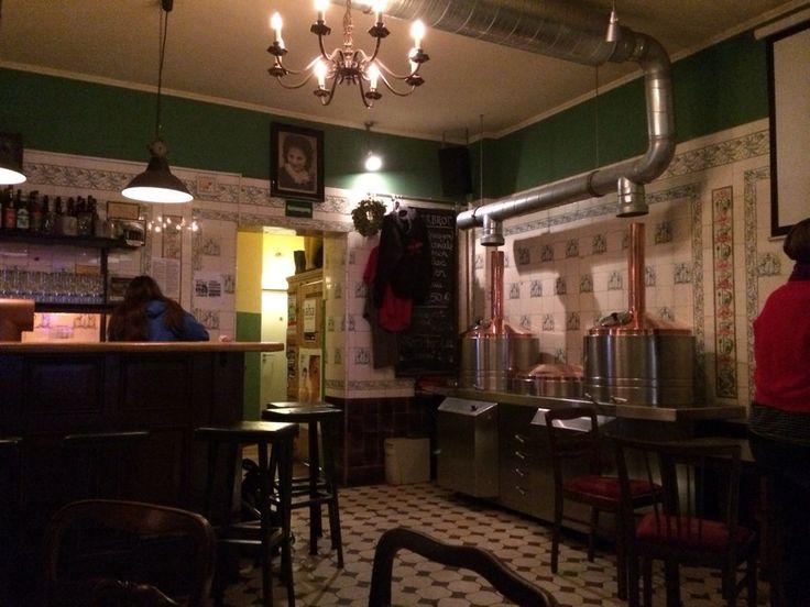 Good pub vibe Friedrichshain