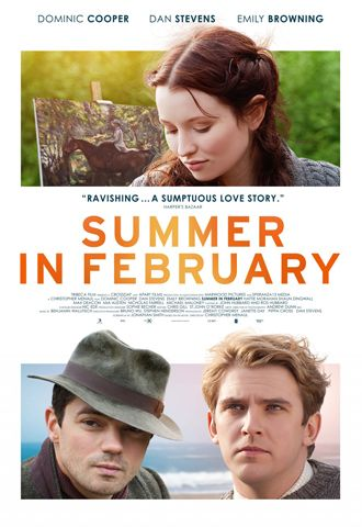 Summer in February - Movie Poster